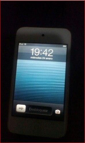 Ipod Touch 8 Gb 4ta Generacion