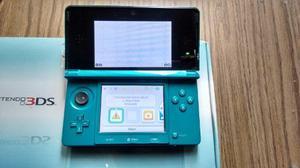 Nintendo 3ds Con Caja Y Accesorios