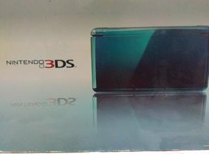 Nintendo 3ds En Excelentes Condiciones Como Nuevo!!!