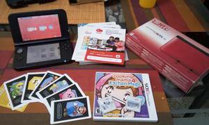 Nintendo 3ds Xl + 8 Juegos Originales + Circle Pad