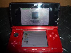 Pantalla Inferioir De Nintendo 3ds