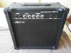 Amplificador Para Bajo Marca Phil Pro