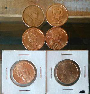 Colección De Monedas De Plata Eeuu,quarter Dollar Y Mas