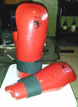 Combo Protectores De Taekwondo Marca Macho Y Meta