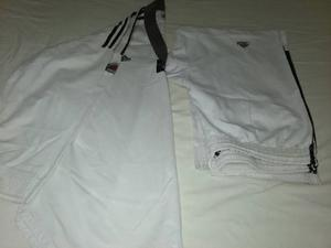 Dobok (uniforme) De Taekwondo adidas Original. Talla 5