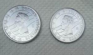 Exelentes Monedas De Coleccion...s/c