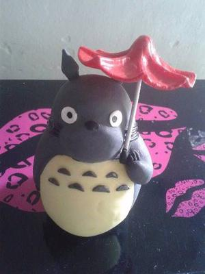 Figura Coleccionable De Totoro Hechas Por Encargo