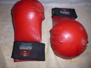 Guantes De Karate Do Usados Juvenil