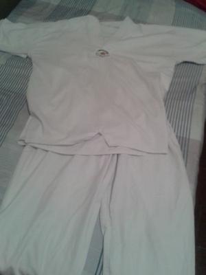 Kimono De Taekwondo Blanco