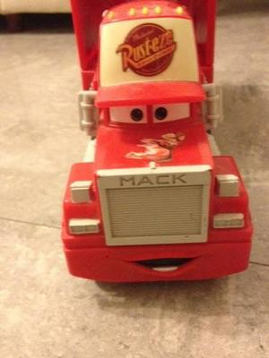 Max Camion Y Rayo Macqueen Shake And Go
