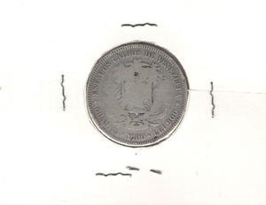 Moneda De 5 Bolivares / Fuerte De Plata Ley