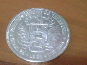 Moneda Plata Leí 900
