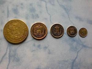 Monedas De Coleccion De