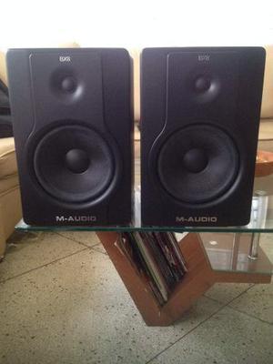 Monitores Estudio De Grabacion M Audio Bx8a (el Par)