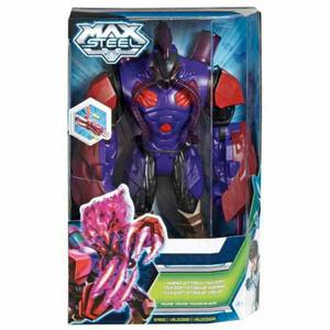 Toxzon Ataque Veloz Max Steel Original Mattel Nuevo