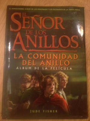 Album El Señor De Los Anillos. La Comunidad Del Anillo.