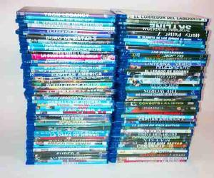 Combo Películas Blu-ray Usadas