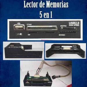 Lector De Memoria 5 En 1