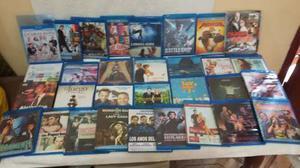 Películas En Formato Blu-ray Lote De 31 Peliculas