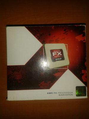 Procesador Amd Fx Black Edition + Cooler