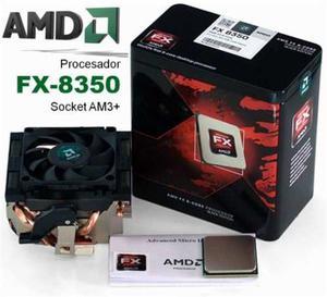Procesador Amd Fx  Ghz 8 Core Black Edition