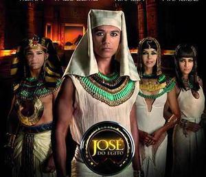Serie José De Egipto Paquete De 10 Capítulos