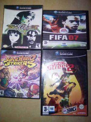 Cd De Juegos De Nintendo Gamecube
