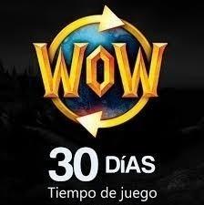 Ficha De Wow Legion Token 30 Días Tiempo De Juego