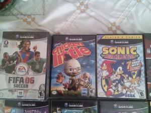 Gran Remate Juegos De Nintendo Gamecube Originales