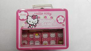 Juego De Domino Original De Hello Kitty