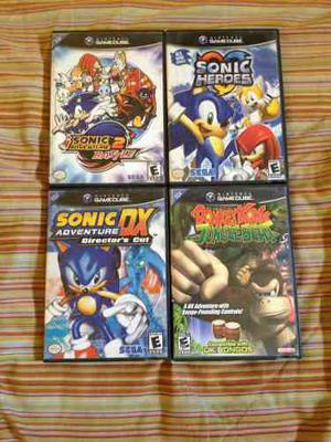 Juegos De Gamecube Y Wii Originales + Accesorios