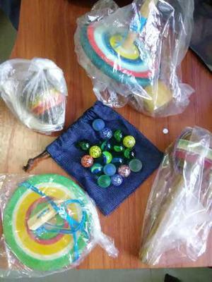 Juegos Tradicionales Venezolanos Elaborados En Madera