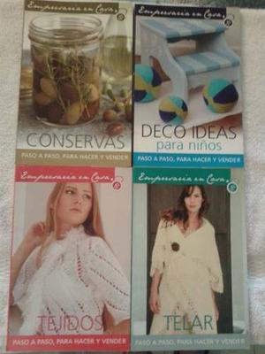 Libros Empresaria En Casa (colección)