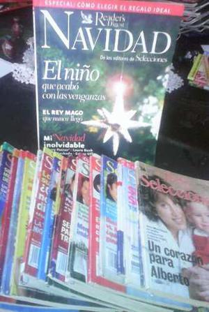 Pequeña Colecciön De Revistas Del Readers Digest _ Vendo