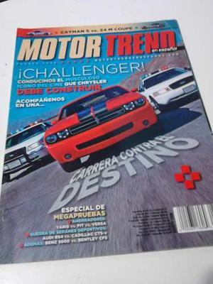 Revista De Autos Motor Trend