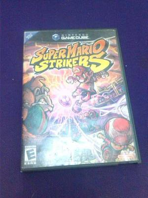 Super Mario Strikers+ Mario Party+ Control+ Micro Negociable