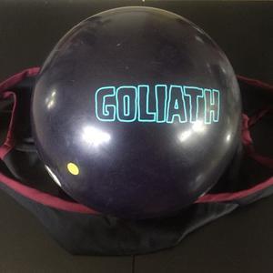 Bola De Bowling Brunswick Goliath Bvp 15lb