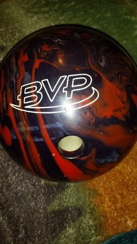 Bola De Bowling Como Nueva Reactiva Marca Nemesis