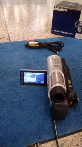 Camara Digital Sony Handycam Dcr-dvd910