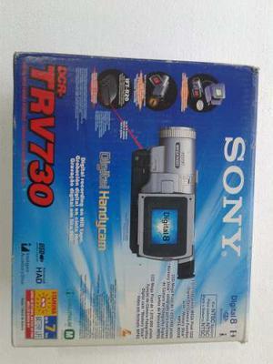 Camara Filmadora Sony Dcr-trv 730 Con Estuche Y Accesorios