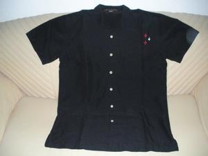 Camisas Para Bowling Importadas Marca Harriton Talla M-x