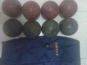 Juego O Kit De Bolas Criollas Importadas Usadas Una Sola Vez
