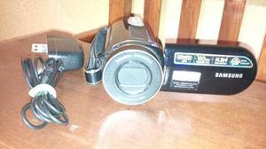 Video Cámara Samsung 34x Zoom Con Cargador Y Memoria 4gb