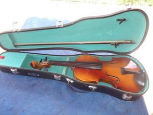 Violin 1/2 Marca Lark Con Estuche Duro
