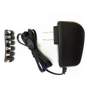 Adaptador Transformador Ac/dc 12v 1a Universal 6 Puntas