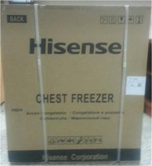 Cava Freezer Nuevas Hisense 5.1 Pies
