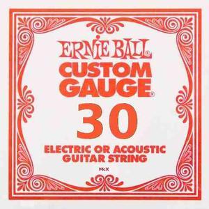 Cuerda Individual Ernie Bal Para Guitarra Electrica 030
