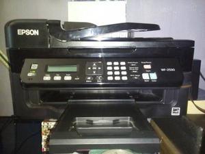 Impresora Epson Wf . + Sistema De Tinta Continua De Lujo