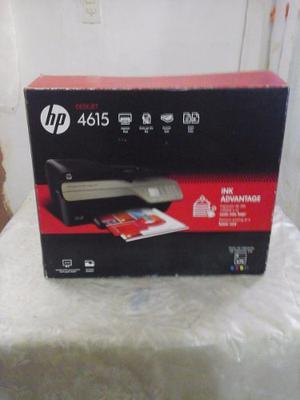 Impresora Escaner Multifuncional Hp , Casi Nueva