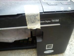 Impresora Multifuncional Epson Tx130 Con Tinta Continua